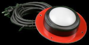 LED Lampe und Kabel